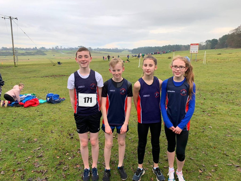 U14 Kildare Cross Country 2019
