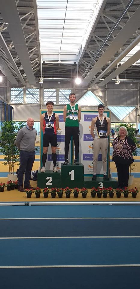 Ciaran Indoor All Ireland 20